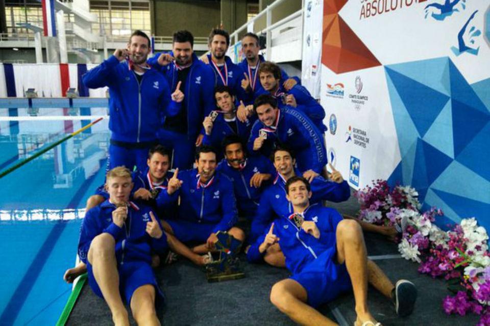 La selección argentina ganó un nuevo título sudamericano / V.K.