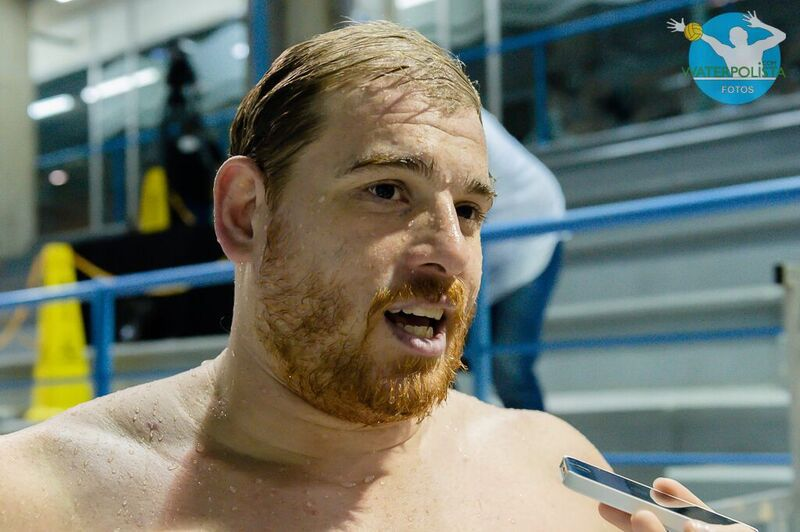 El jugador galo concedió una entrevista a WATERPOLISTA.com / ATELIER PHOTO