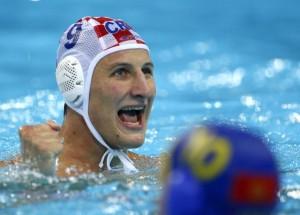 El jugador croata, Sandro Sukno / V.K.
