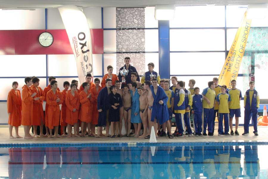 El Catalunya ganó el torneo después de superar en la final al Coruña / WP CAMP