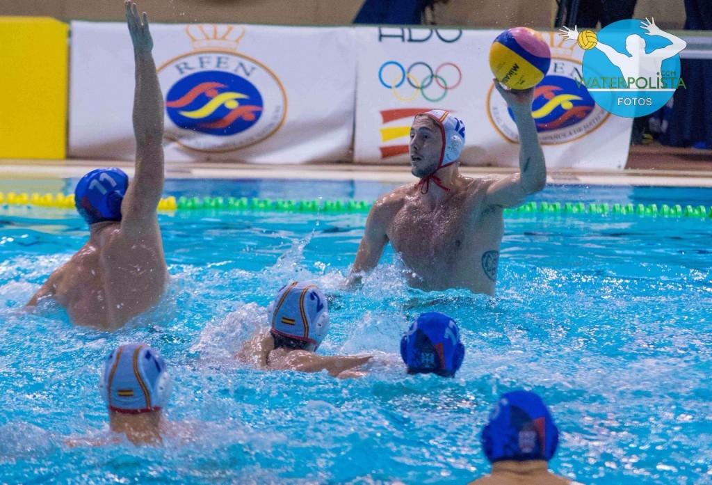 Los española vencieron por la mínima a los franceses / BILLY RAMÓN (ATELIER PHOTO)