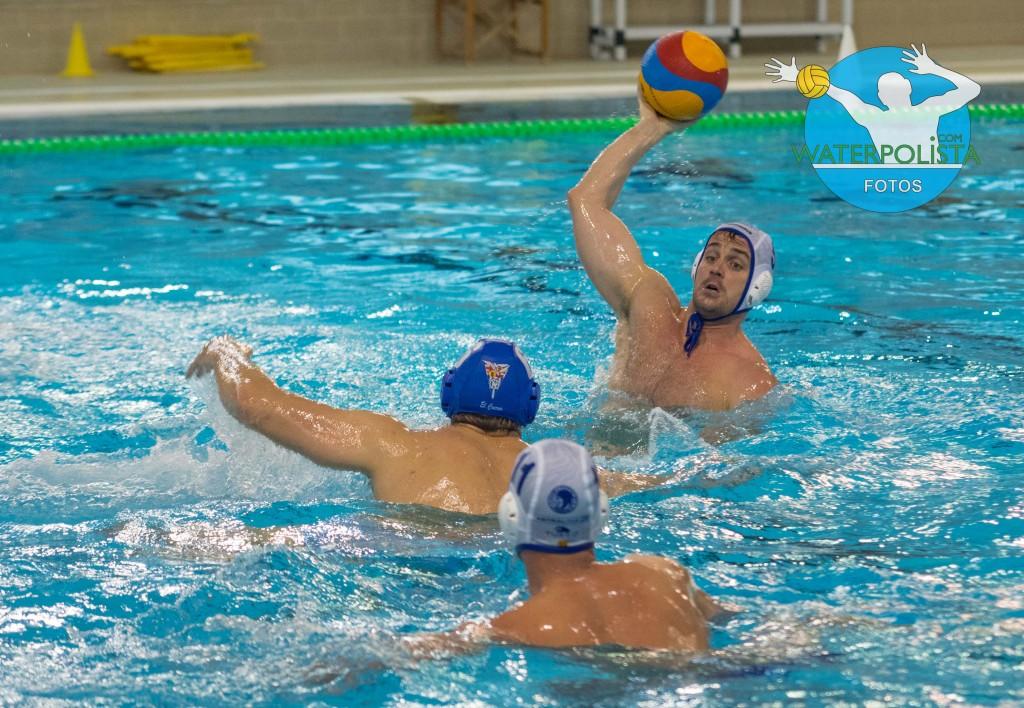 El Sabadell venció hoy lunes al CNB en el tercer partido / BILLY RAMÓN (ATELIER PHOTO)