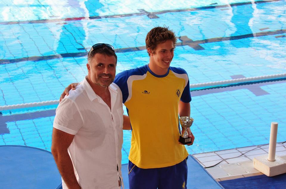El deportista brasileño fue designado mejor portero del Campeonato juvenil / MIKE LENARD
