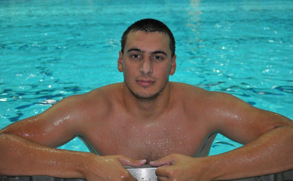 Luka Lozina juega es internacional con las categorías inferiores de Croacia / V.K.