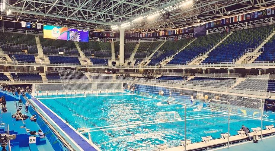 En este espectacular Centro Acuático se disputará la fase final de los Juegos / A.E.