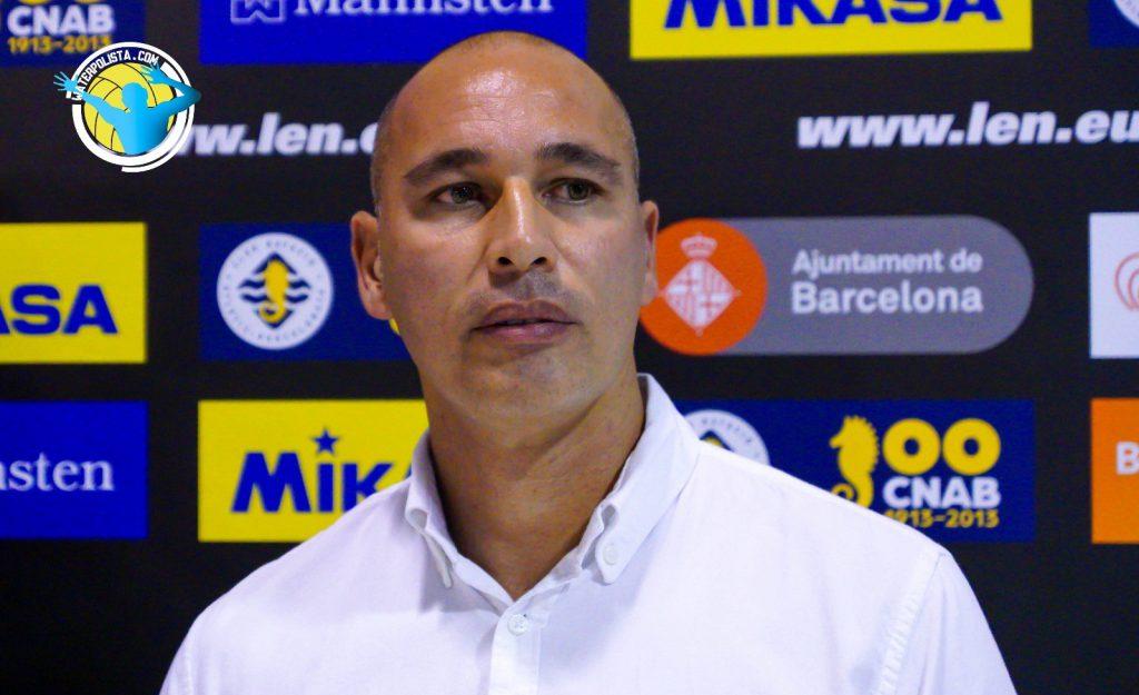 Chus Martín valora el complicado grupo de Champions League / BILLY RAMÓN
