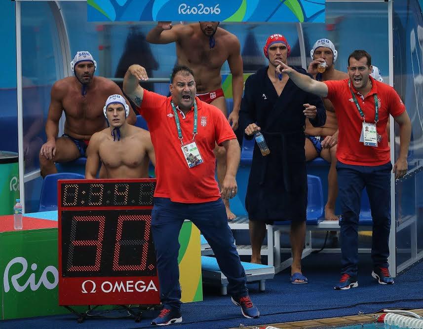 Los de Dejan Savic no han sumado todavía ningún triunfo en Río 2016 / STAR SPORT