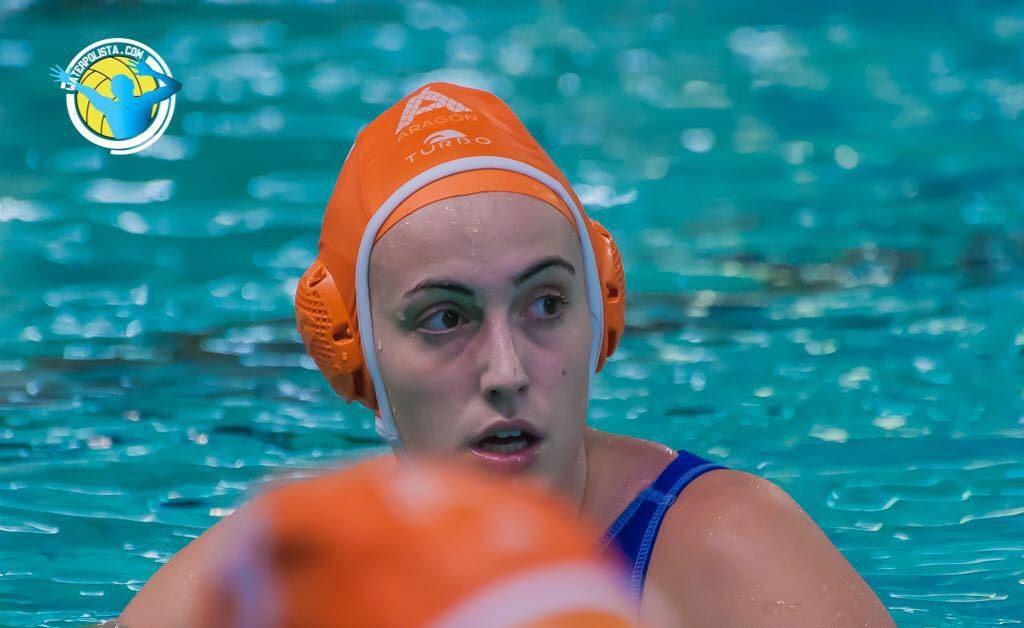 Andrea Blas consiguió, entre otras cosas, plata en los Juegos de Londres 2012 y oro en el Mundial de BCN 2013 / ATELIER PHOTO