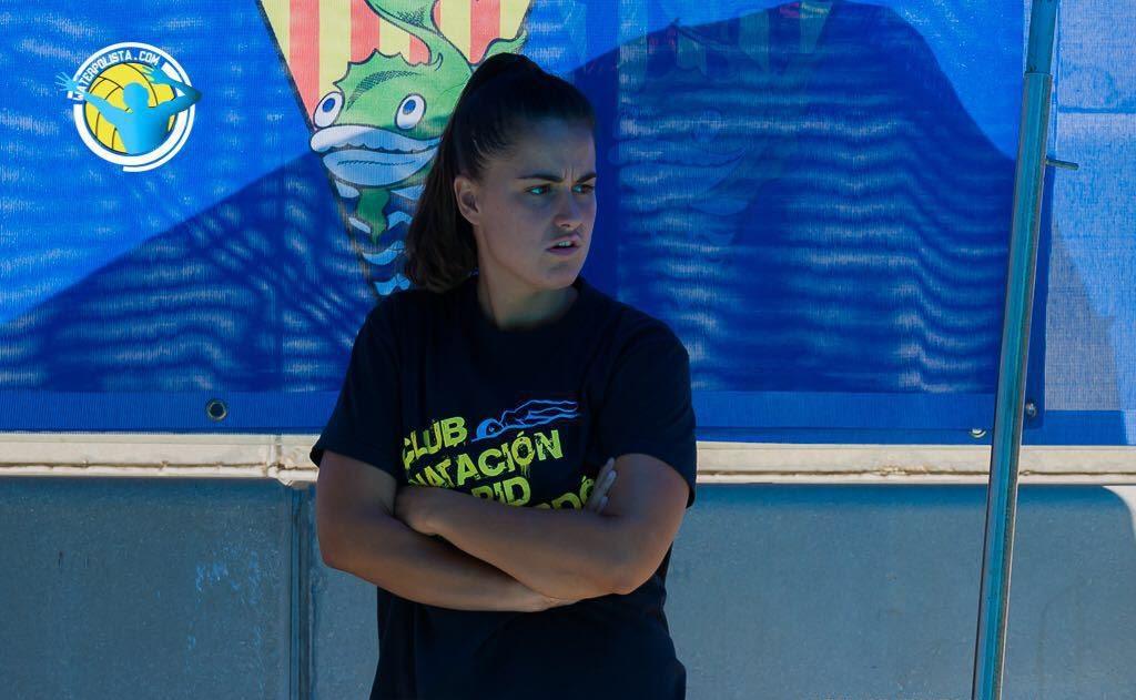 Bea Espinosa durante el Campeonato de España Cadete Femenino / ATELIER PHOTO