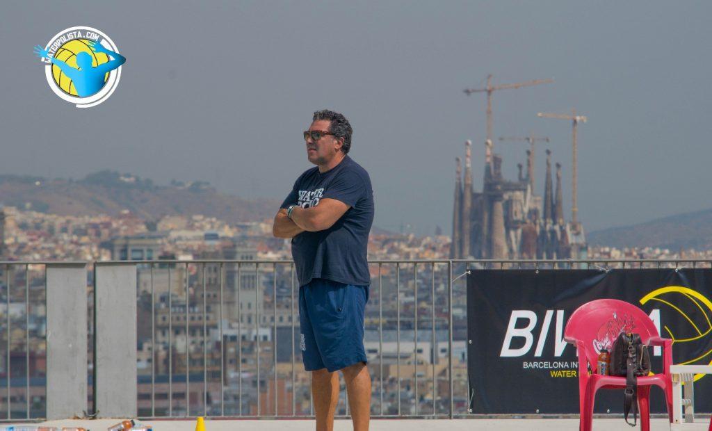 Juan Carlos Sanchón durante el torneo BCN Turbo Cup 2016 / BILLY RAMÓN
