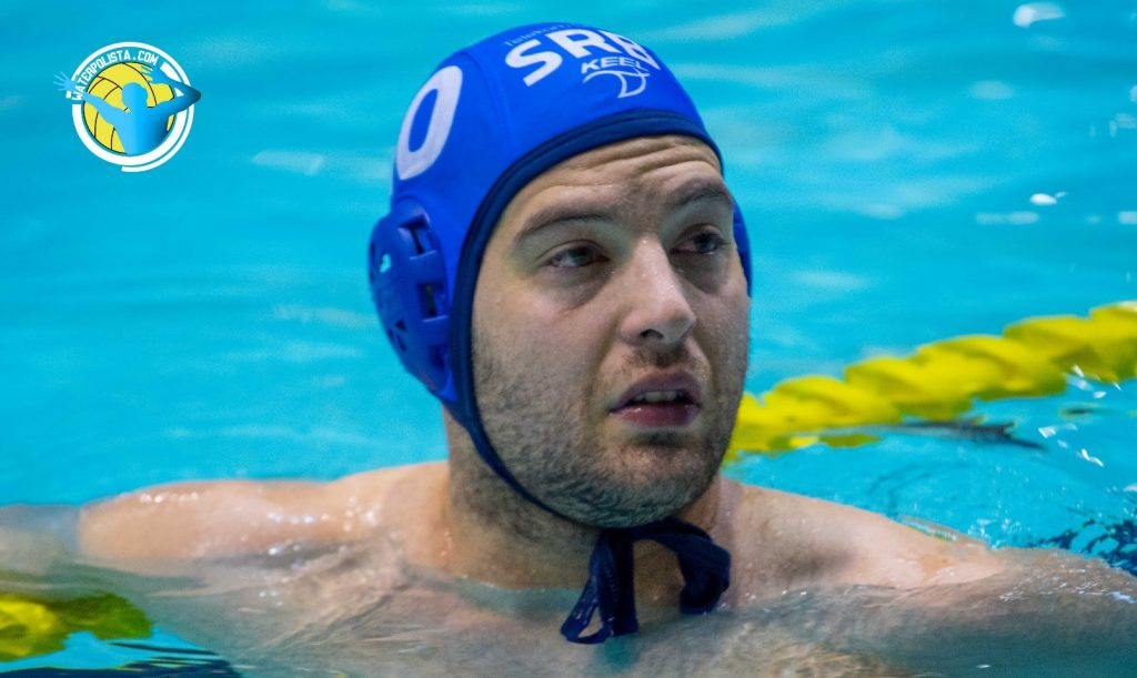Filip Filipovic durante un encuentro de esta temporada correspondiente a la World League / BILLY RAMÓN