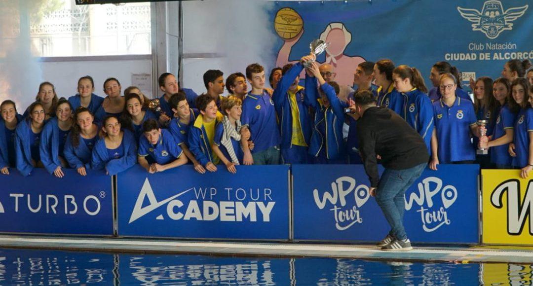 El Real Canoe Nc Campeon Del Wp Kids Tour De Alcorcon